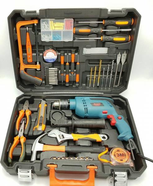 ابزار حرفه ای ۱۰۰ عددی باس مدل B-kit